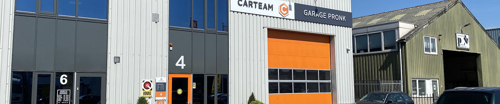 Carteam Garage Pronk